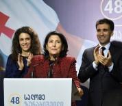 CUMHURBAŞKANI ADAYI - Gürcistan'ın İlk Kadın Cumhurbaşkanı
