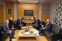 GAZİLER DERNEĞİ - Hitit Üniversitesi'nden Şehit Aileleri Ve Gaziler Derneği'ne Destek