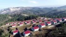 'Hobi Evleri' Köy Arazisinin Değerine Değer Kattı