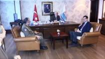 AKSAZ DENIZ ÜSSÜ - İspanya'nın Ankara Büyükelçisi Barba Marmaris'te