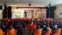 ERCAN ÖTER - Kağızman'da  Bakkal Amca Tiyatrosunda Yerli Üretim Logosu Tanıtıldı