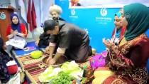 ÇİĞ KÖFTE - Kahire'de 'Türk Yemekleri Kursu Ve Geleneksel Sıra Gecesi'