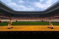 MILLI MAÇ - Malatya Stadyumu'nun Zemin Ve Saha Kalitesi Denetime Alındı