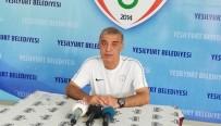 YEŞILTEPE - Malatya Yeşilyurt Belediyespor Elbistan Belediyespor İle Karşılaşacak