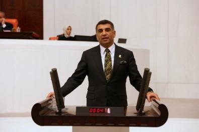 Milletvekili Erol, Mecliste Elazığ'ın Sorunlarını Dile Getirdi