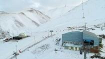 KAYAK MERKEZİ - Palandöken'de Kayak Heyecanı Başlıyor