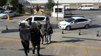 İKİNCİ EL EŞYA - Sahte Çek İle Alışveriş Yapan 3 Kişi Tutuklandı