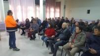 SİVİL SAVUNMA - Selendi'de Yangın Tatbikatı