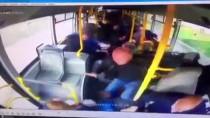 ORTAHISAR - Trabzon'da Belediye Otobüsüyle Tır Çarpıştı Açıklaması 9 Yaralı