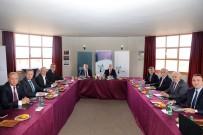 MEHMET SIYAM KESIMOĞLU - TRAKYAKA Yönetim Kurulu Toplantısı