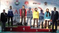 KARABAĞ - Üniversiteli Esra Türkiye Şampiyonu Oldu