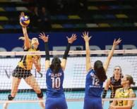 MILENA - Vakıfbank, seriyi sekiz maça çıkardı