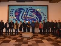 MUSTAFA ARSLAN - Yerel Medyanın Problemleri Tartışıldı