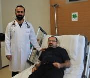 2 Operasyonla Açılamayan Kapalı Kalp Damarları Elazığ'da 40 Dakikada Açıldı