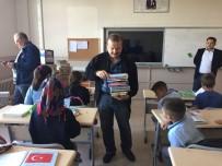3 Okula Kitap Bağışı