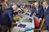 400'E Yakın Sporcu 100. Yıl Satranç Turnuvası İçin Dörtyol'da Buluştu