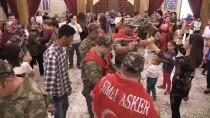 DAVUL ZURNA - Adana'da Engelli Gençlere Asker Kınası Yakıldı