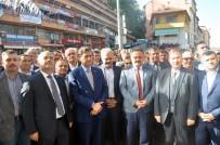 AK Parti Yenice İlçe Başkanlığının Yeni Binasının Açılışı Yapıldı