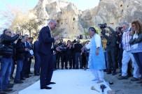 Bakan Ersoy Açıklaması 'Kapadokya'da Kaçak Yapılaşma Yapanların Yanına Kar Kalmayacak'