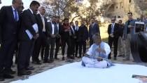 YERLİ TURİST - Bakan Ersoy, Kapadokya'daki Turistik Merkezleri Ziyaret Etti