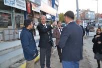Başkan Bozkurt Sıcak Asfalt Çalışmalarını İnceledi