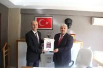 Başkan Bozkurt'tan Basın İlan Kurumu'na Ziyaret
