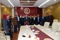 ŞEREFIYE - Başkan Özgökçe'den Birlik Vakfı'na Ziyaret