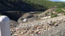 KUŞBURNU - Bayraktepe Göleti Su Tutmaya Başladı