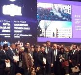 Ziya Selçuk - Cumhuriyet Ortaokulu'na 'Eğitimde Yenilikçilik' Ödülü