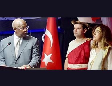 Uganda Büyükelçisi Ankara'ya geri çağrıldı
