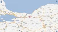 BOĞAZIÇI ÜNIVERSITESI - Düzce'de 3,6 Büyüklüğünde Deprem Meydana Geldi