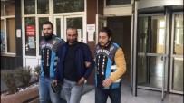 BÜYÜKDERE - Engelli Vatandaşı Araca Almadığı İddia Edilen Taksici Yakalandı