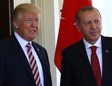 Erdoğan, Trump'la görüşecek