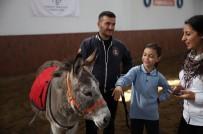 Eskişehir'de Engelli Çocuklara Atlı Terapi