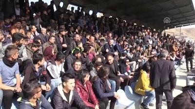 Hakkari'de Beşiktaş heyecanı