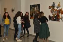 KARKıN - 'İmgesel İhtimaller' Sanatseverlerle Buluştu