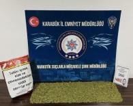 Karabük'te Uyuşturucu Operasyonu Açıklaması 1 Gözaltı