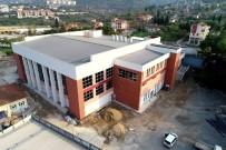KORKULUK - Karamürsel'de Olimpik Havuz Hazırlanıyor