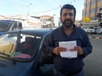 Kırşehir'den Hiç Ayrılmadı, Kahramanmaraş'ta Trafik Cezası Yedi