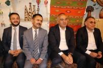 Kültür Ve Turizm Bakanı Ersoy, Kapadokya'da Gezi Ve İncelemelerde Bulundu
