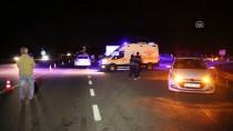 Minibüs Yayalara Çarptı Açıklaması 2 Ölü