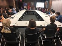 ZELİHA KOÇAK TUFAN - 'Ortadoğu'da Akademik Mirası Koruma Projesi'nin İlk Paneli New York'ta Gerçekleştirildi