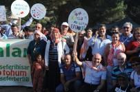 DEVİR TESLİM - Seferihisar'da 4 Gün Tarım Şenliği