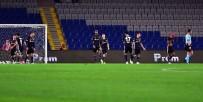 MUSTAFA PEKTEMEK - Spor Toto Süper Lig Açıklaması Medipol Başakşehir Açıklaması 1 - Beşiktaş Açıklaması 0 (İlk Yarı)