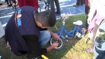 ORHAN FEVZI GÜMRÜKÇÜOĞLU - Trabzon'da 8 Kilometrelik Bisiklet Yolu Açıldı