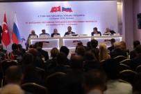 AHMET BERAT ÇONKAR - Türk-Rus Toplumsal Forumu Geleceğe Işık Tuttu