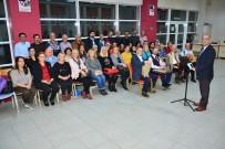 SANAT MÜZİĞİ - Türk Sanat Müziği Korosu Konsere Hazırlanıyor