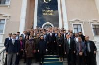 ATEŞ ÇEMBERİ - Vali Seyfettin Azizoğlu'ndan Veda Mesajı Açıklaması 'Her İnsana Erzurum'a Vali Olarak Hizmet Etmek Nasip Olmaz'