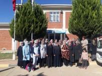 KENT ORMANI - Vatandaşların Belediye Tesislerini Gezmeye Devam Ediyor