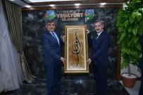 SELAHADDIN - Adalet Bakan Yardımcısı Menteş'ten Yeşilyurt Belediyesine Ziyaret